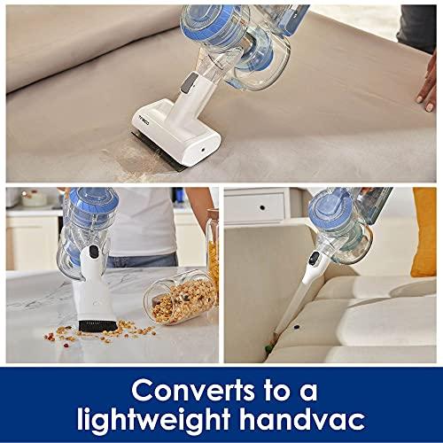 Tineco A11 Hero EX Cordless Stick Vacuum, Powerful Suction Handheld Vac Lightweight for Carpet Hard Floor