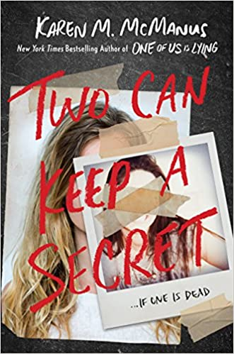 Cover art for the book entitled Two Can Keep a Secret