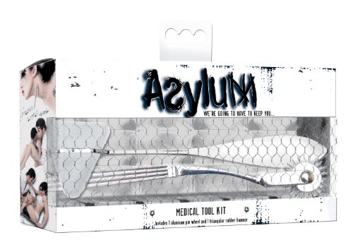 TOPCO Asylum Medical Tool Kit, 1er Pack (1 x 1 Stück)