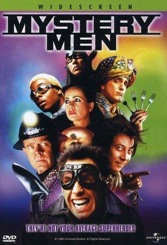 DVD : Mystery Men (AC-3, Widescreen)