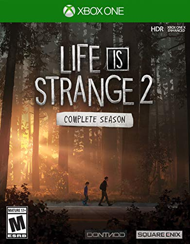 Life is Strange 2: Complete Season - Xbox One [Digital Code]
