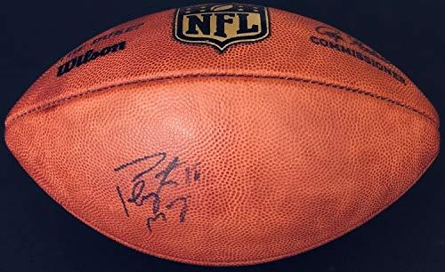 PSA/DNA Denver Broncos #18 Peyton Manning Autographed Signed Autograph Duke NFL Football