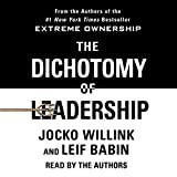 by Jocko Willink (Author, Narrator), Leif Babin (Author, Narrator), Macmillan Audio (Publisher) (69)  Buy new: $27.99$23.95