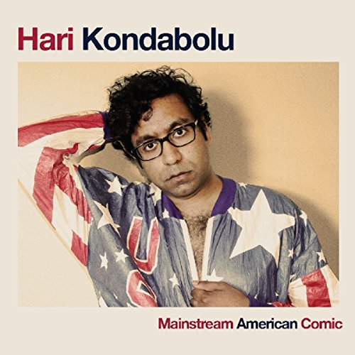 Cover of Mainstream American Comic