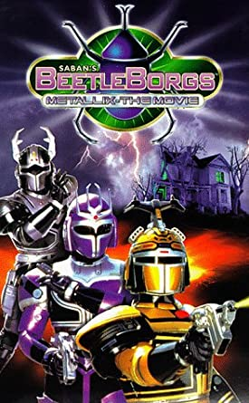 Beetleborgs games
