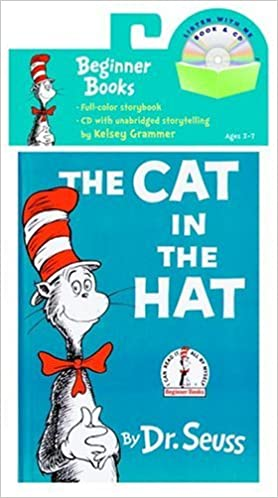 Amazon.com: CAT IN THE HAT BOOK (9780375834929): Dr. Seuss: Books