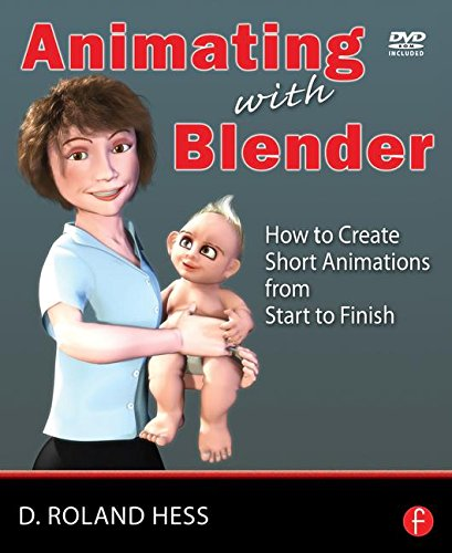 Animating with Blender: How to Create Short Animations from Start to Finish
