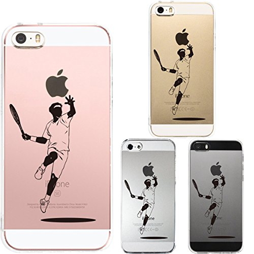 Roger Federer Rod Laver (Iphone Se Iphone5s /5 Shell Case Anti-Scratch Clear Back for Iphone Se Iphone 5s /5 Tennis Smash! 2)