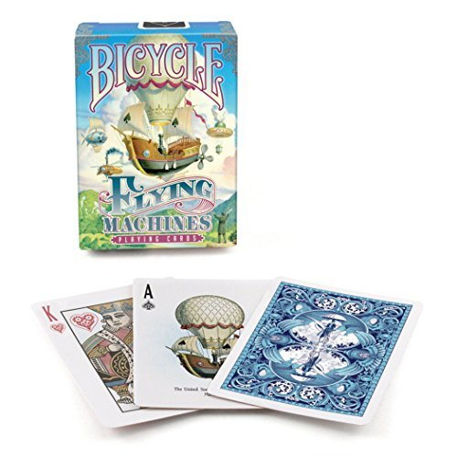 Bicycle Flying Machines Playing Cards by Bicycle by Bicycle