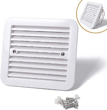 Ventilación de ventilación para autocaravana Maso Ventilador de ...