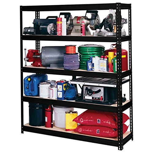 Muscle Rack Edsal Ultra Rack Extra Heavy - Duty Boltless Storage Shelving ()