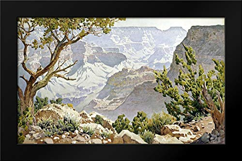 - Grand Canyon Framed Art Print by Widforss, Gunnar