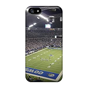 Excellent Iphone 5/5s Cases Tpu Covers Back Skin Protector Dallas Cowboys