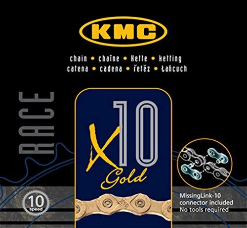 KMCA0 X10 TI-Gold 116L