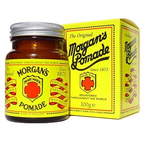 - Morgan Pomade Amber Jar, 0.22 Pound