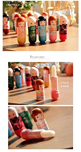 Lip Balm Cute Japanese Doll product image