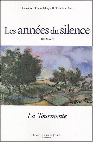 Les années du silence (French Edition)