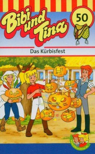 Folge 50: Das Kürbisfest Hörkassette – Audiobook, 1. Januar 1996 Bibi & Tina Folge 50: Das Kürbisfest Kiddinx Media GmbH B00102G2YU