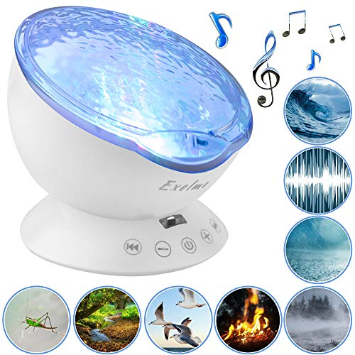 Exelme Night Light Projector