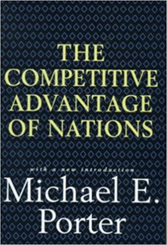 image for Competitive Advantage of Nations