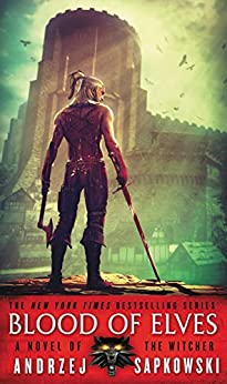 Order to read the witcher books
