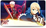 Official Fate/stay night Playmat: Archer & Saber offers