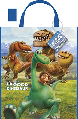Large Plastic The Good Dinosaur Favor Bag, 13