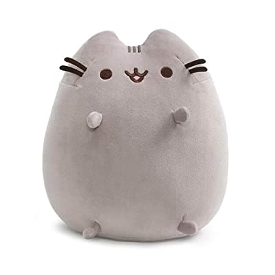 """GUND Pusheen Squisheen Sitting Plush Cat, 11"""": Toys & Games"""