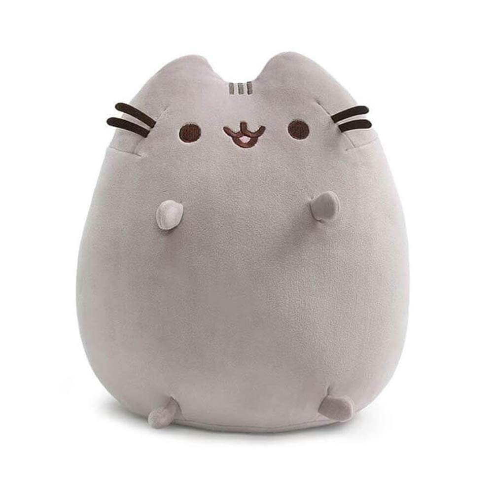 GUND Pusheen Squisheen Sitting Plush Cat, 11'' by GUND