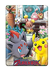 Fashionable LUiocEy3307bkthV Ipad Air Case Cover For Pokemon Protective Case