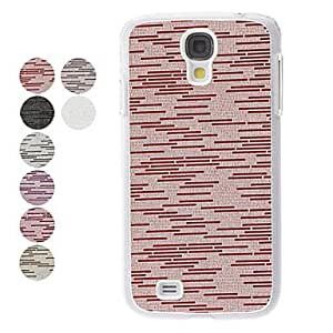 hao Meteor Shower Pattern Hard Case for Samsung Galaxy S4 I9500 (Assorted Colors) , Rose