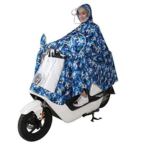 Unique Capuche Plein Et Femmes Chics Poncho Vêtements Jacket À Mode Raincoat Rain Eaves Moto Air En Imperméable 6 Camouflage Yasminey wxUq1YFSn