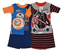 Star Wars Summer Short 4-Piece Pajama Set