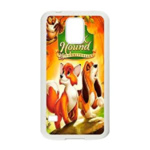 Samsung Galaxy S5 Phone Case White Fox and the Hound VC3XB2025439