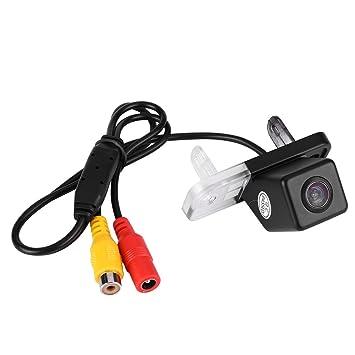 Car Rear View Backup Color Camera For Mercedes-Benz GLK300 GLK350 W// Guide Line