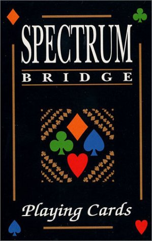 "Spectrum No Revoke Playing Cards Spectrum ""No Revoke"" Playing Cards"