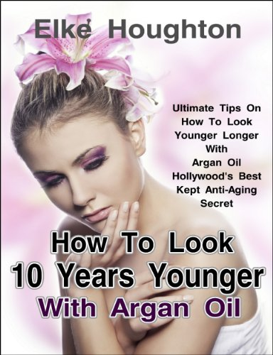 How To Look 10 Years Younger With Argan Oil - Hollywood's Best Kept Anti-Aging Secret