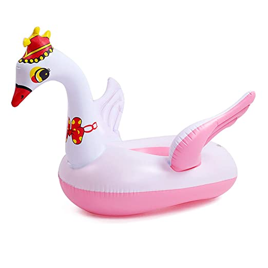 AimdonR - Flotador Hinchable para niños, diseño de Cisne ...