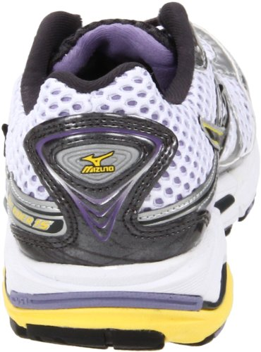 Rider 15 lavender Mizuno dark Shadow Wave Womens White SHxqEOxw