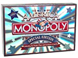Parker Brothers Monopoly ~ the America ~ Special Edition