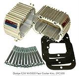Transmission Aluminum Pto Fast Cooler Manual Trans NV4500, NV5600, G56 ZF