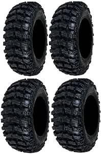 Sedona Buzz Saw RT 24x11-10 REAR 6 Ply Radial Heavy Duty ATV//UTV Tire 24x11x10