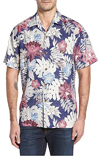 Tommy Bahama Desert Blooms Hawaiian Shirt - Tommy Bahama Hawaiian Shirts