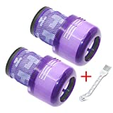 Fan-Ling Filter Replacement Washable Compatible for D-yson V11 SV14 Cyclone Animal Absolute Total Clean Vacuum Cleaner,Easy to Install and use (B)