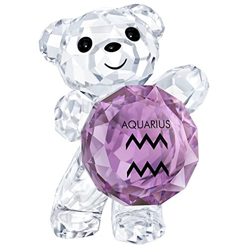 Swarovski Kris Bear - Aquarius 5396292