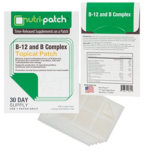 Complex Topical Nutrient Patch Nutri Patch product image