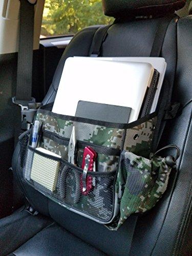truck seat organizer camo - 2