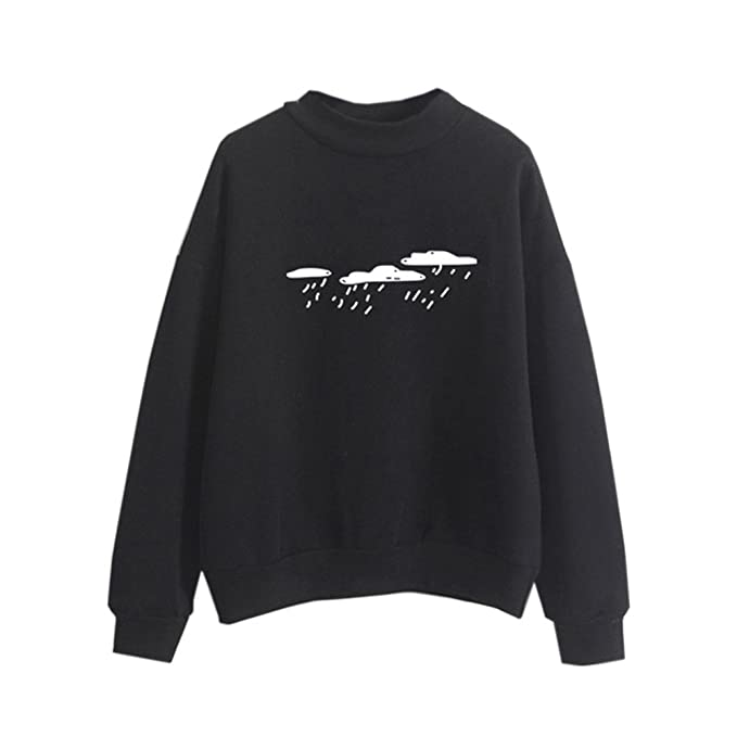 Dorathy Harajuku Sweater Cool Hoodies For Teens Cloud Cute Pastel Clothes