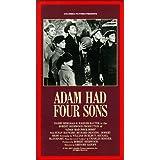 Adam Had Four Sons
