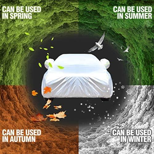 車体カバー キャデラック・アランテコンバーチブル車のカバー、太陽の保護、雨の保護、断熱、オックスフォード生地表面、銀メッキ、肥厚やベルベット加熱と互換性があります。プライベートカスタム